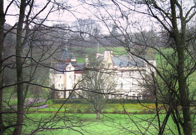 Cortachy-castle