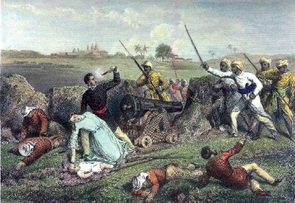 Jhansai-mutiny