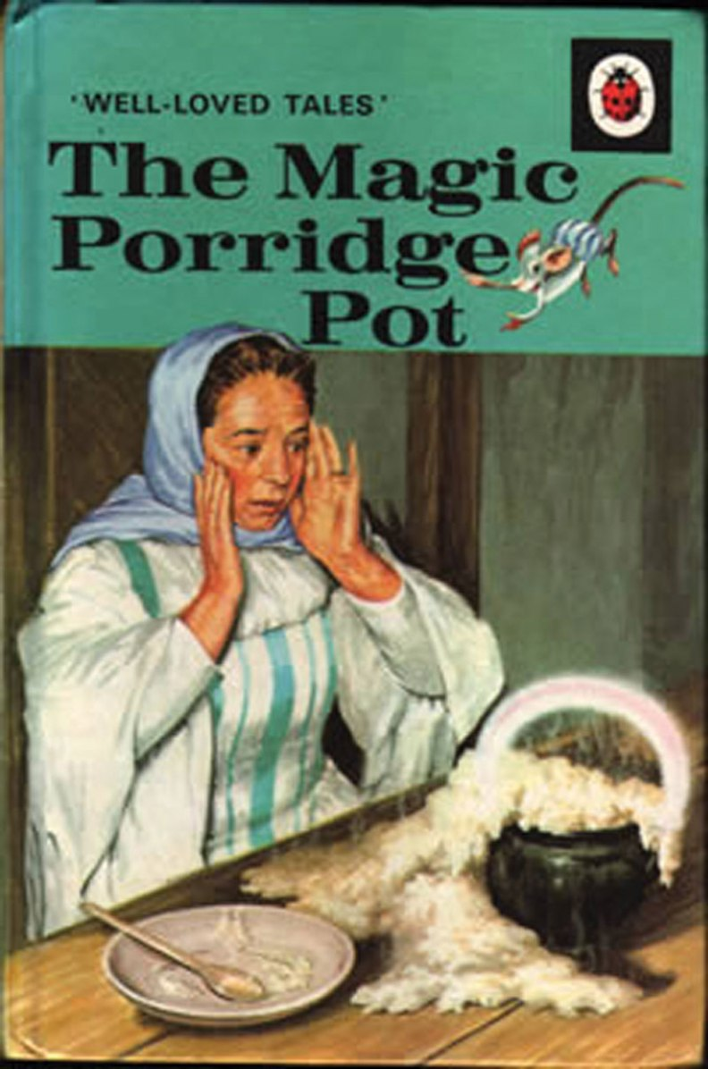 The-magic-porrige-pot