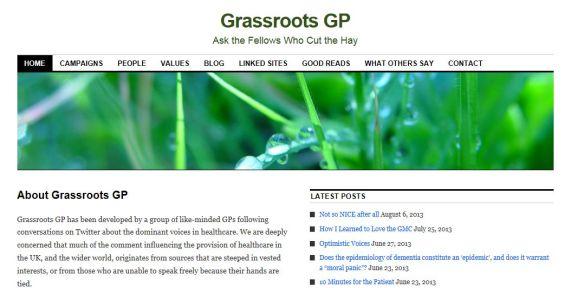 Grassroots GP