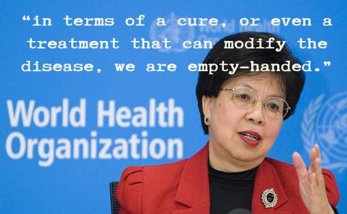Mgt Chan on dementia Dec 2013