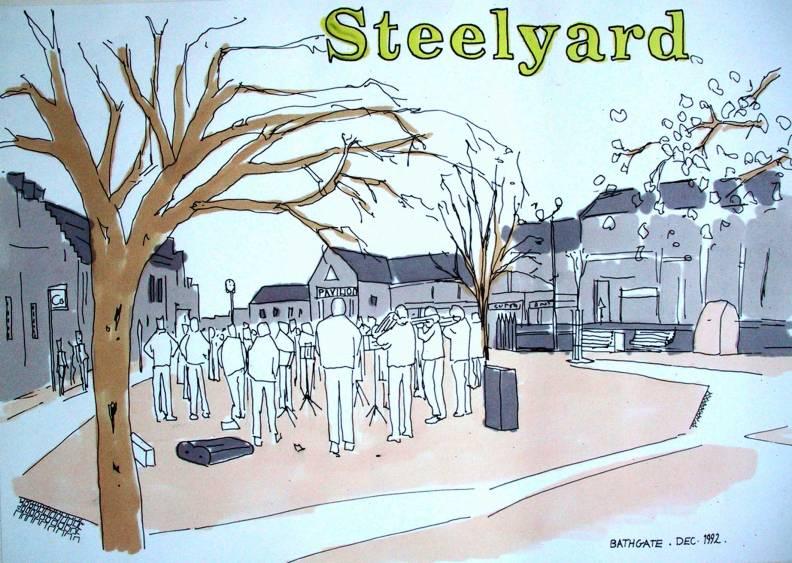 Steelyard, Bathgate, 1992