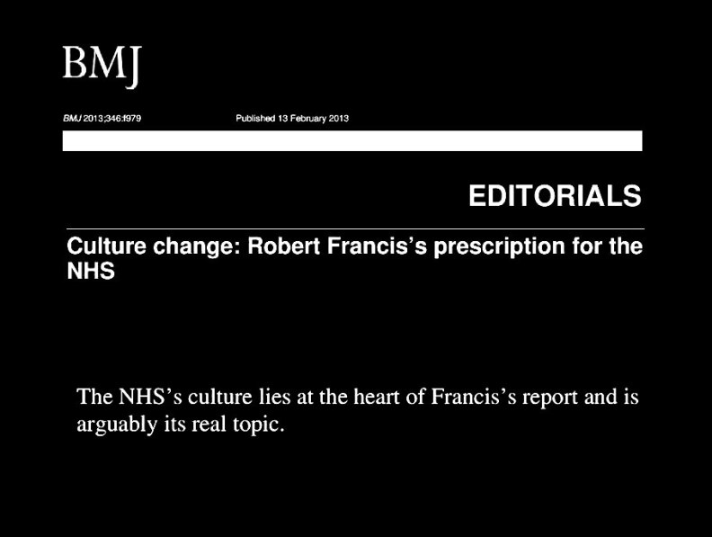 Francis-prescription