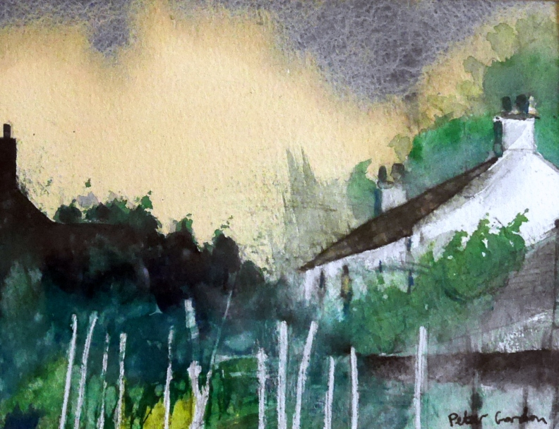 Old Cornton farm, Orchard, Bridge of Allan