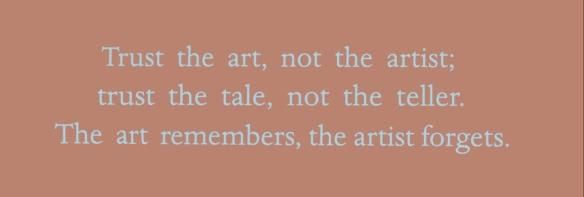 Julian Barnes on Art 027