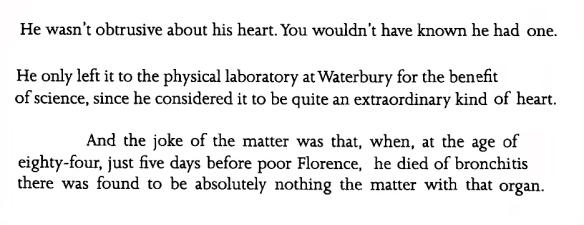 Mr Hurlbird's Heart