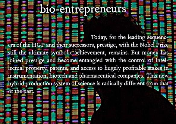 The Bioentrepreneurs