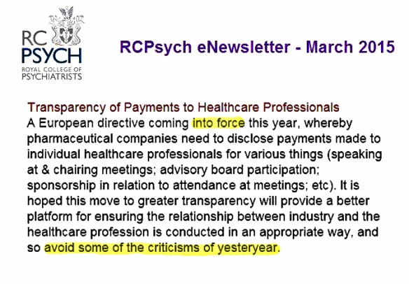 RCPsych March 2015