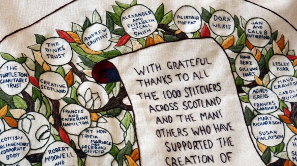 Scottish Tapestry 6 March 2015 (31)