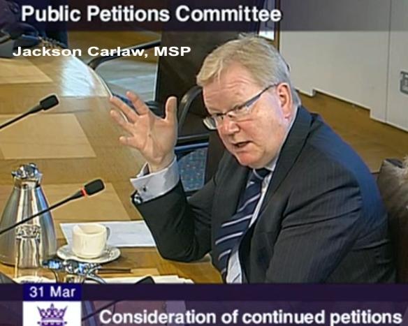 Jackson Carlaw, MSP