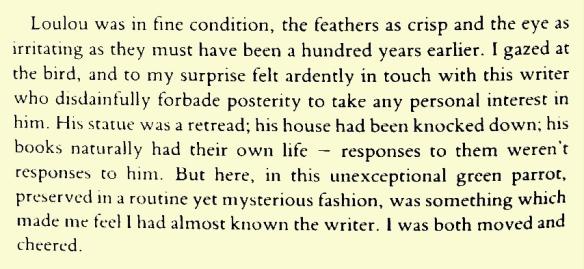 Flaubert's Loulou