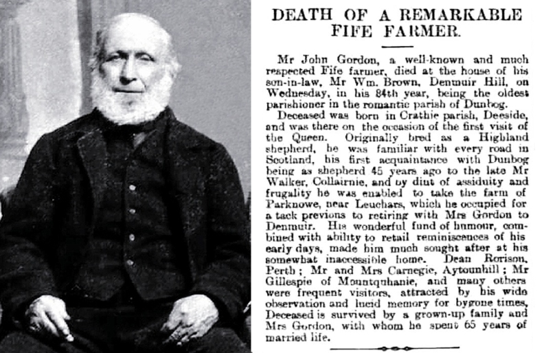 John Gordon (1816-1899) was familiar with every road in Scotland