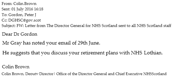 Dghsc, 1 July 2016, Scottish Government, Paul Gray