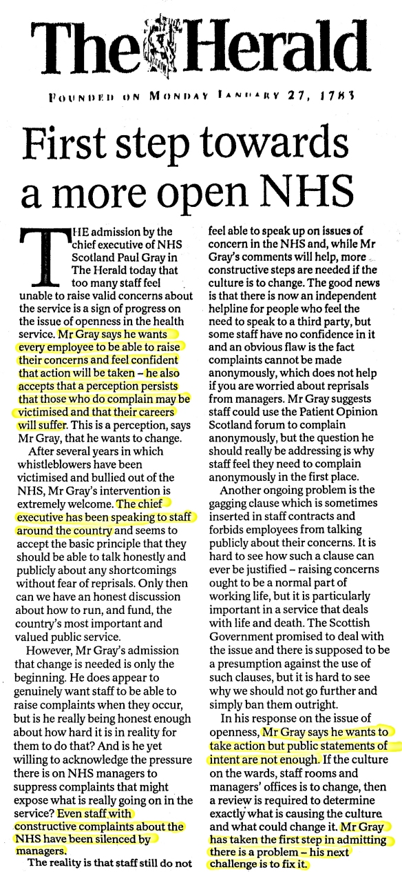 first-steps-towards-a-more-open-nhs-scotland-paul-gray-herald-chief-executive