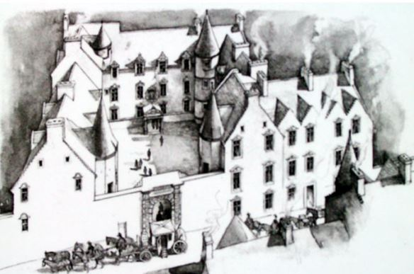 Argyll Lodging, Stirling