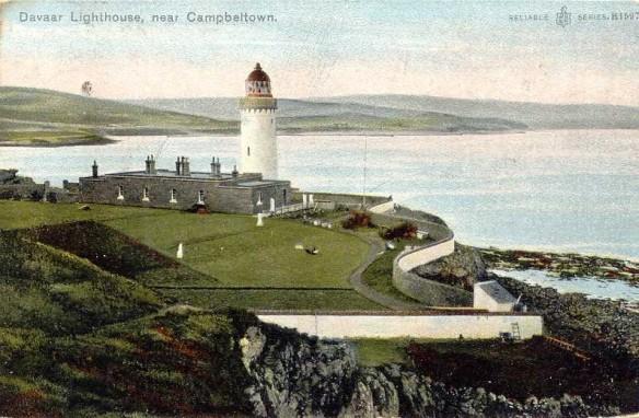 Davaar Lighthouse, near Campbeltown