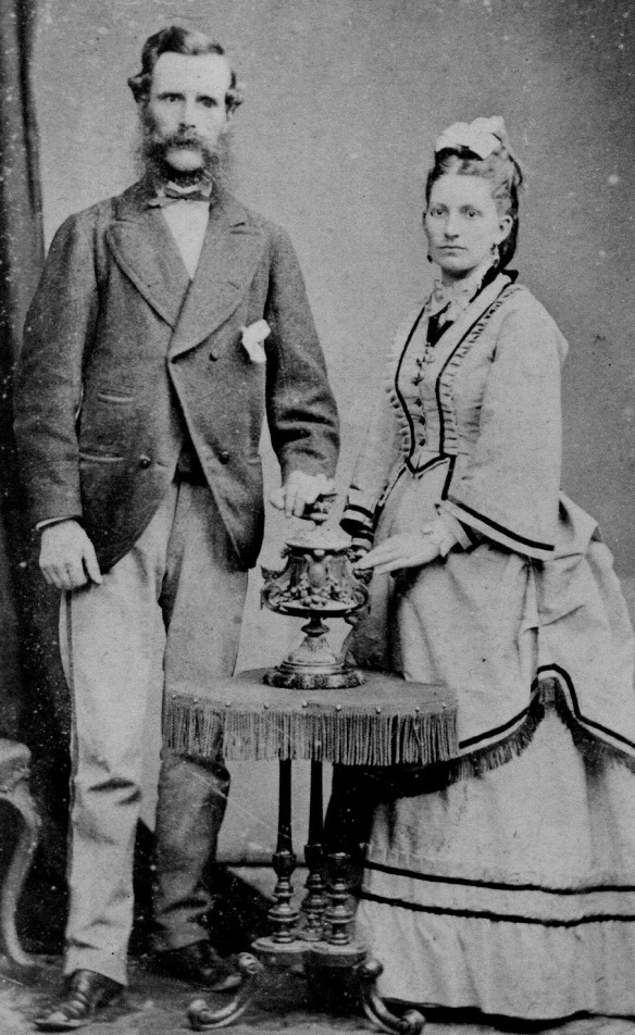 David Gibson and Elizabeth F Gibson