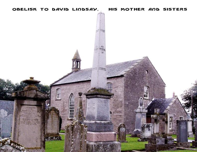 David Lindsay, Kinnettles
