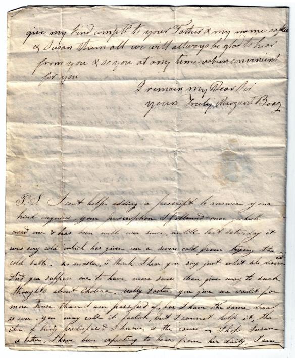 Dr John S Rutherford 30 June 1832 (1)