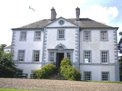 Duchal House – home of Lord Maclay
