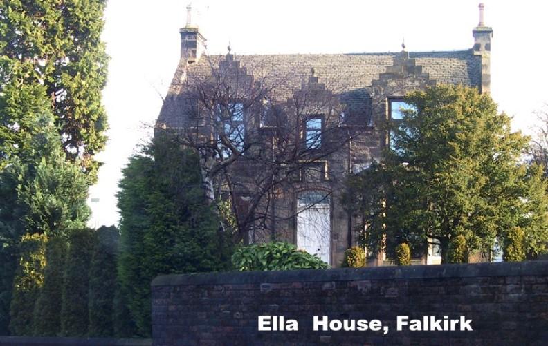 Ella House, Falkirk