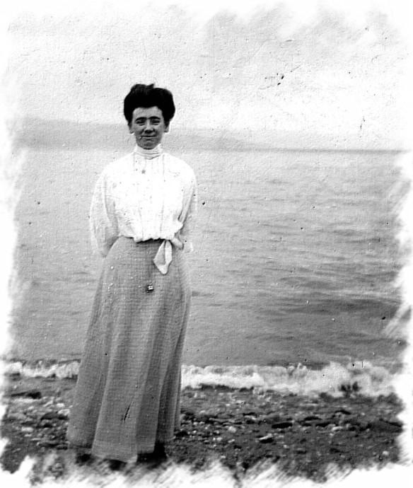 Ellen Callander Stevenson