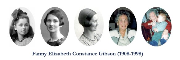 Fanny Elizabeth Constance Gibson
