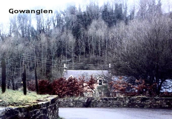 Gowanglen, orchard
