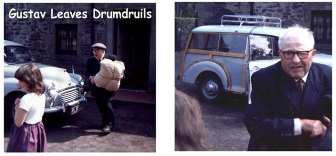 Gustav leaves Drumduils