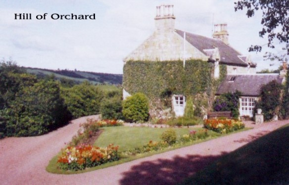 Hill of Orchard, Crossford, Carluke, Clyde