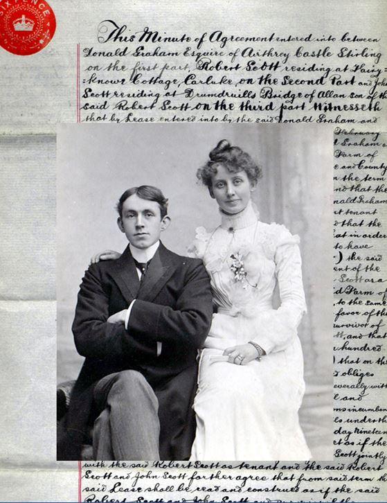 John Scott & Susan R McEwen