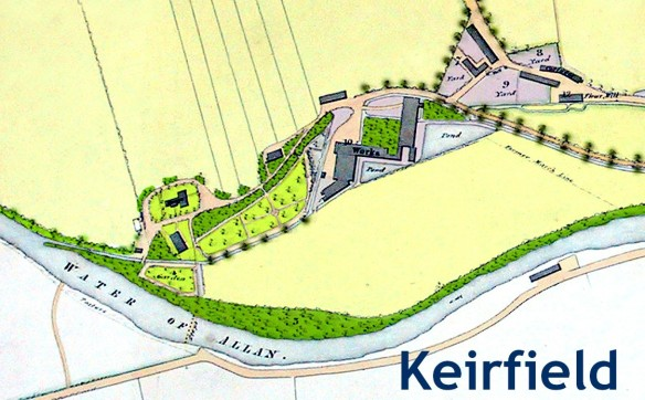 Keirfield, Bridge of Allan