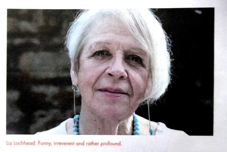 Liz Lochhead in SRB, 2016 (2)