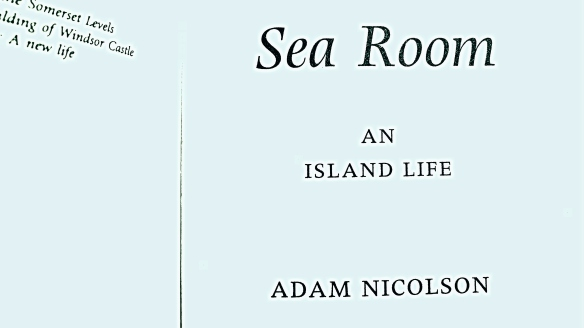 Sea Room by Adam Nicolson  (10)