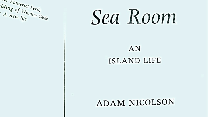 Sea Room by Adam Nicolson (10)