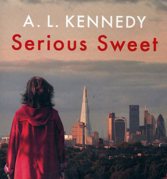 Serious Sweet cover - Kennedy