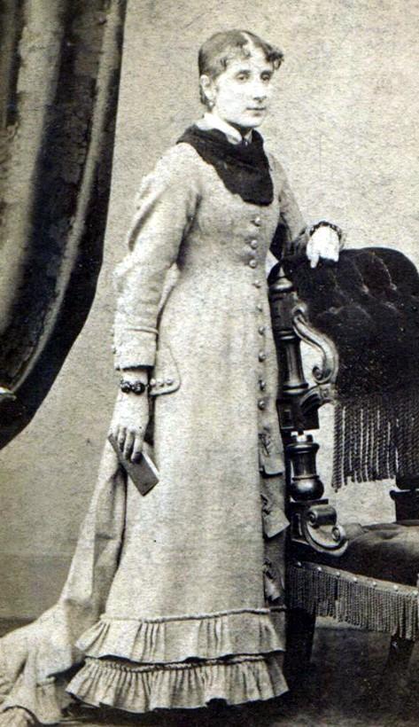 Susan Ann Wilkie died 1879