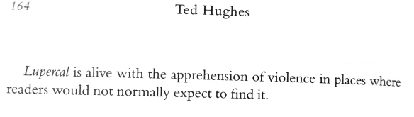 Ted Hughes (51)
