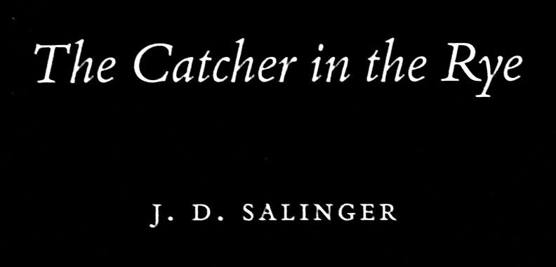 The catcher in the Rye (1)
