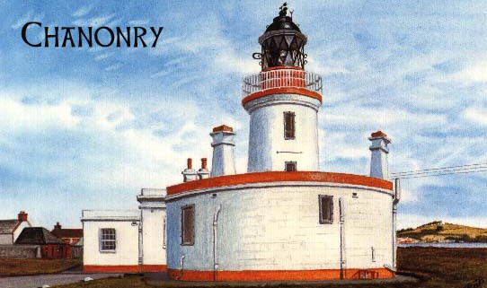 The Chanonry Lighthouse