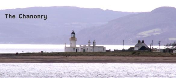 The Chanonry on Black Isle