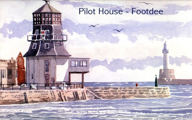The Pilot House as it is found today