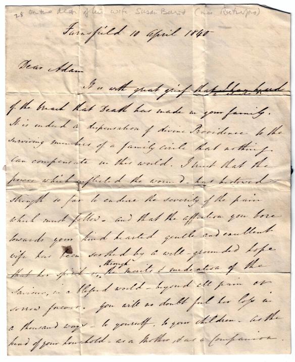 To Adam Baird 10 Apr 1840 (1)