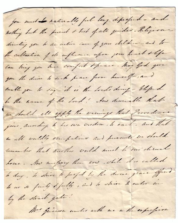 To Adam Baird 10 Apr 1840 (2)