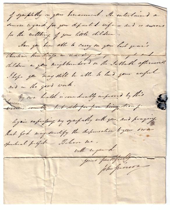 To Adam Baird 10 Apr 1840 (3)