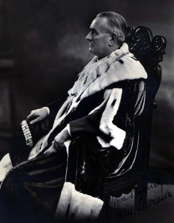 William Stevenson Provost of Falkirk