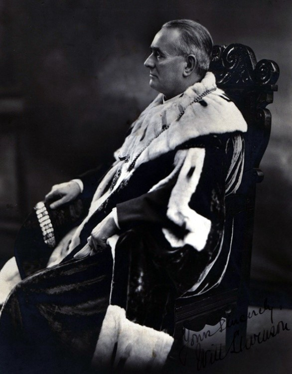 William Stevenson Provost of Falkirk