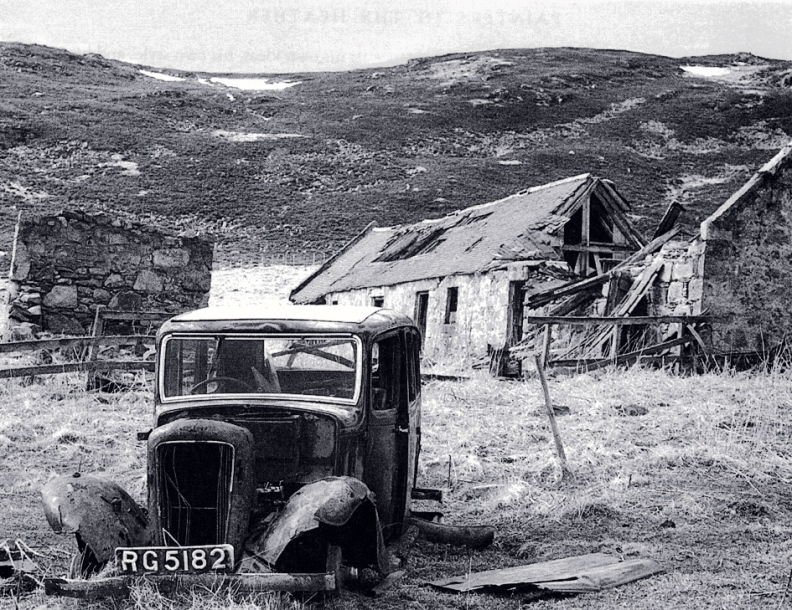Car, Camlet, and bygone times