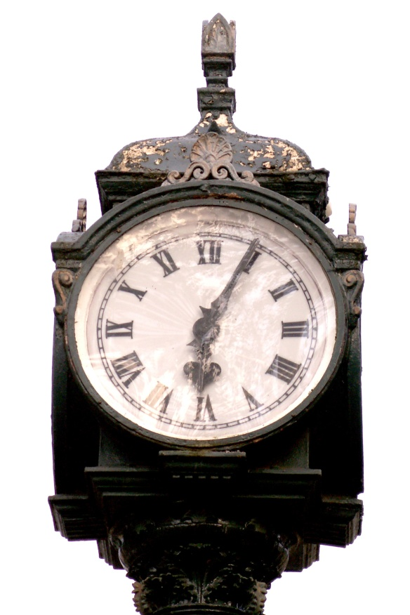 Close-up-on-the-Paterson-Clock---5-mins-past-6-on-29th-Sept-2007