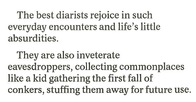 diarists-common-place-stuff